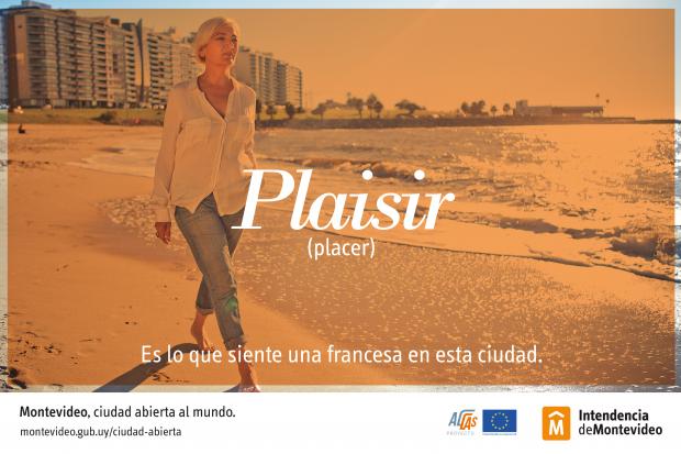 Montevideo, ciudad abierta al mundo
