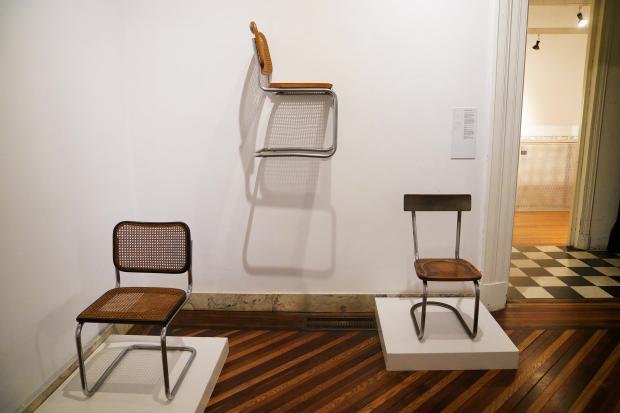 Exposición Bauhaus en Museo Blanes