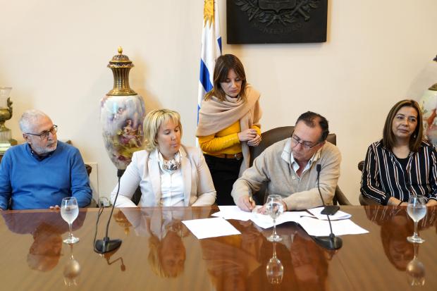 Convenio parlamento de niños, niñas y adolescentes