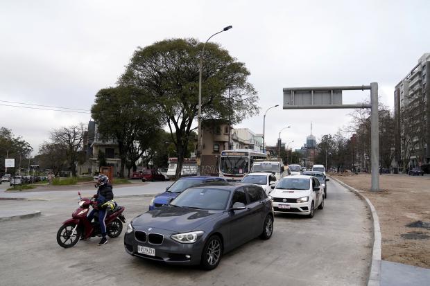Avance de obras en Túnel de Avenida Italia