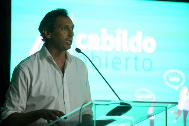 Montevideo en Cabildo, Municipio CH