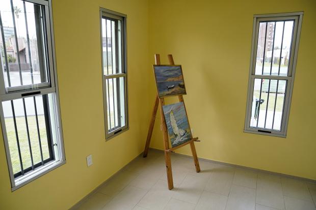 Inauguración de obras en Casa Verde