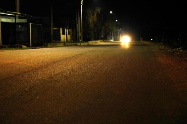 Recorrida nocturna por obras de Plan de mejora urbana