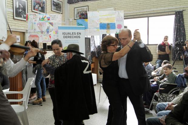 Día Intern. del  abuso y del maltrato del adulto mayor