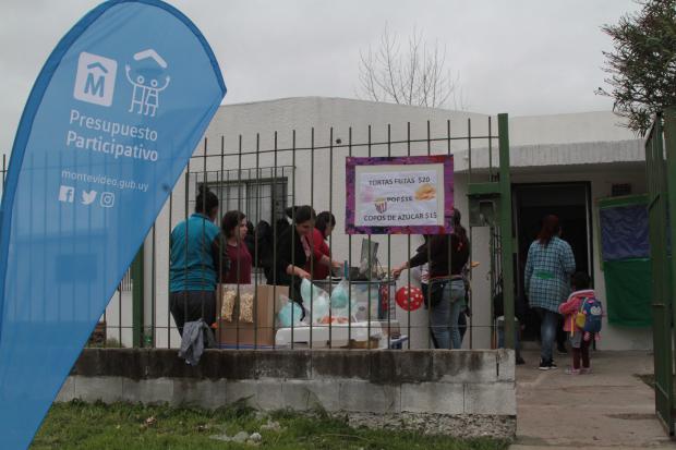 Inauguración remodelación Centro Comunitario La Cantera