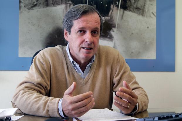 Entrevista al director de Saneamiento, Mauricio Fernández
