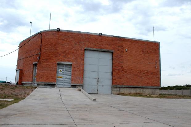 Estación de Bombeo Casabó