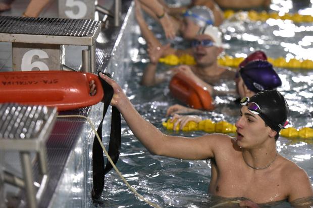 Encuentro de salvamento acuático deportivo
