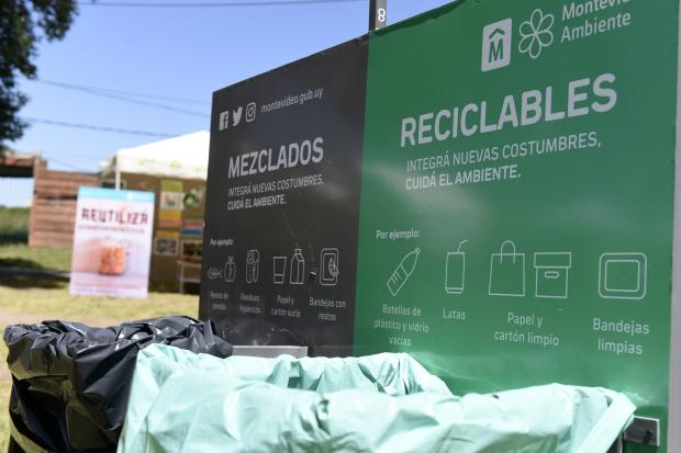 Lanzamiento proyecto para extender clasificación de residuos en edificios en el Municipio CH