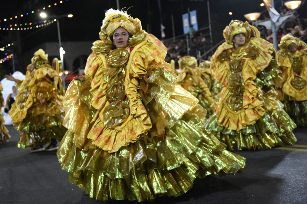 Desfile de Escuelas de Samba