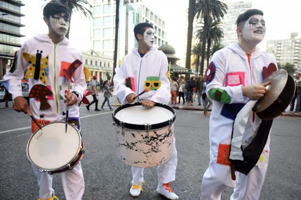 Desfile Carnaval de las Promesas