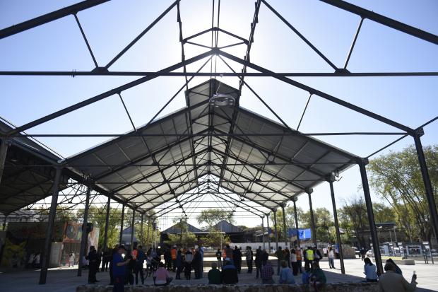Plaza ex Terminal Goes