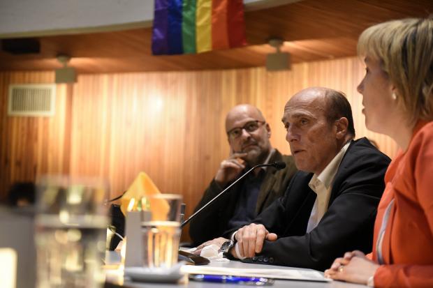 Declaracion de Ciudadano Ilustre a Roberto Acosta