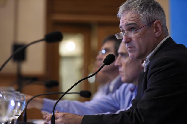 Lanzamiento del concejo consultivo Montevideo Futuro