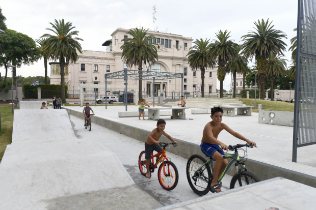 Plaza Irineo Leguízamo