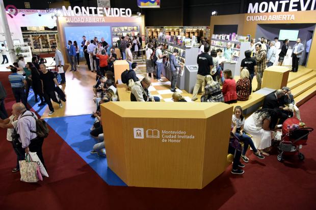 Participación de Montevideo en la 44 Feria Internacional del Libro de Buenos Aires