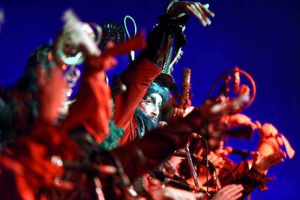 Cayó la cabra en la Noche de Montevideo, 44 Feria Internacional del Libro de Buenos Aires