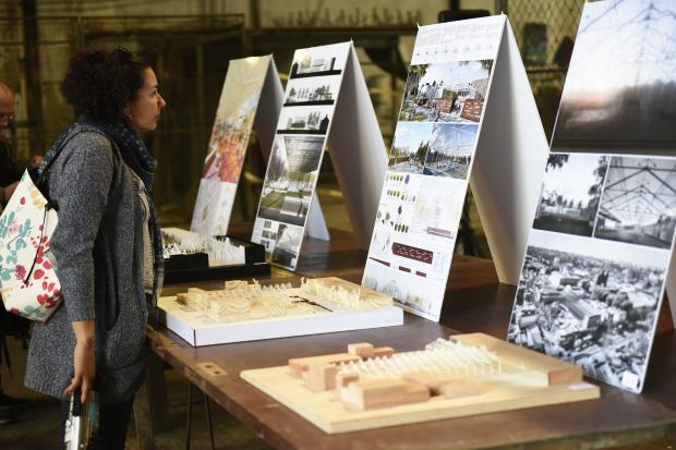 Presentación proyecto ganador para Plaza Las Pioneras
