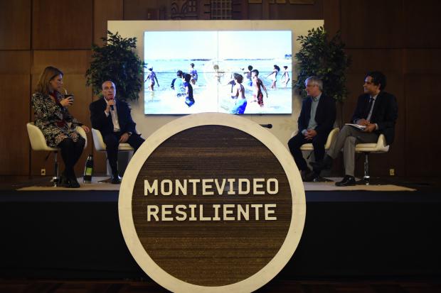 Estrategia de resiliencia de Montevideo - Red 100 Ciudades Resilientes