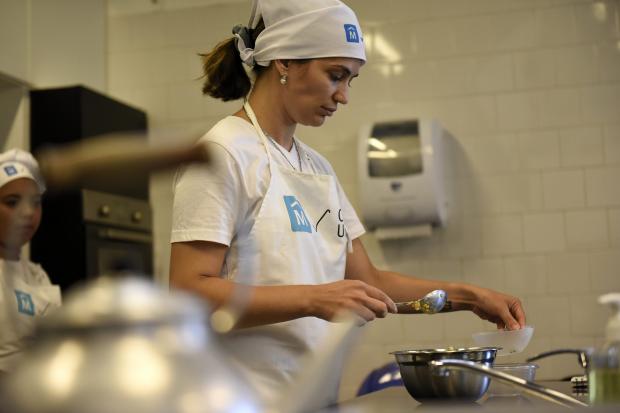 Programa Cocina Uruguay en el Mercado Agricola