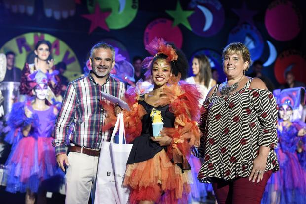 Elección de las figuras de carnaval 2018