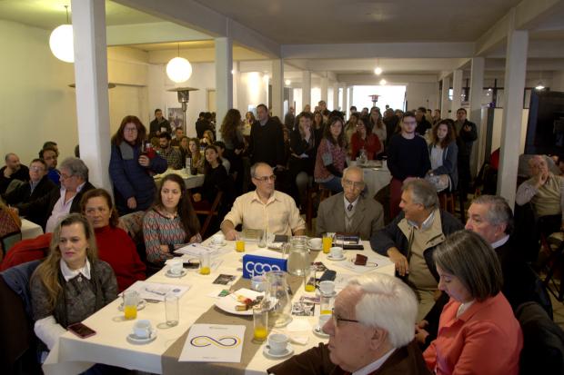 Celebracion en ENLACE del día internacional de las cooperativas
