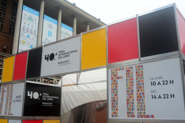 40ª edición de la Feria Internacional del Libro