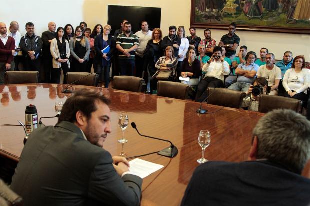 Nuevo convenio para la inclusión de personas  liberadas