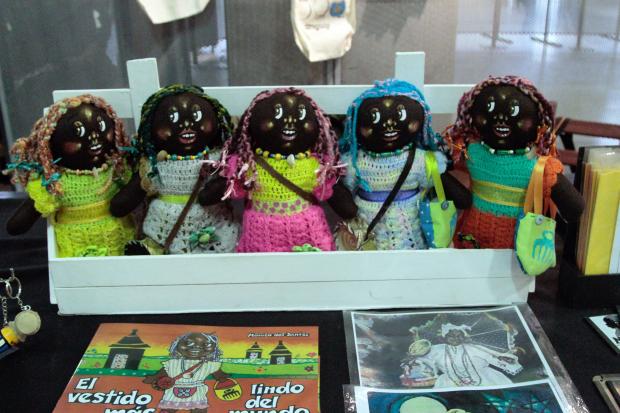 Inauguración Feria Macamba, mes de la Afrodescendencia