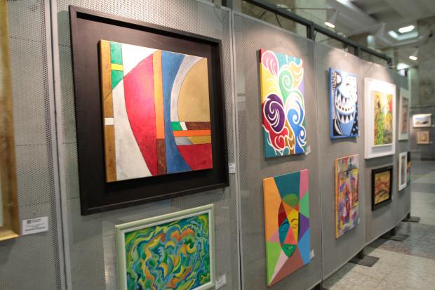 Muestra de Artes Plásticas de Personas Mayores