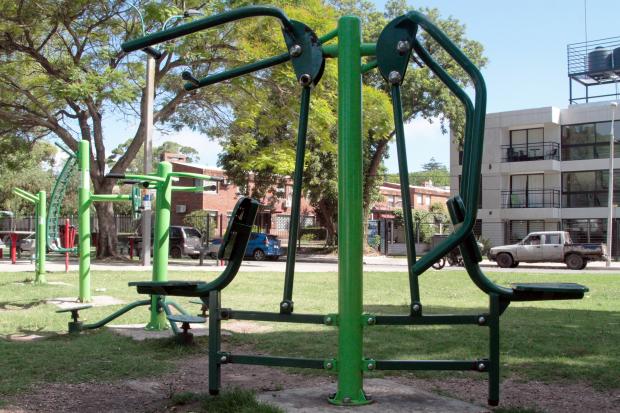 Nuevos equipos móviles saludables en Las Duranas