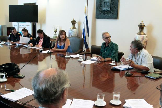 Plan de Gestión Integral del Riesgo de Montevideo