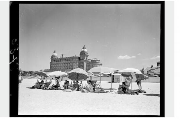 Playa Carrasco 1950-1960