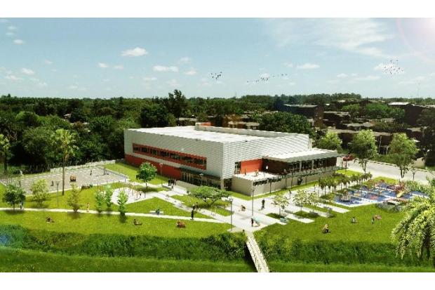 Nuevo Gimnasio en el Municipio G
