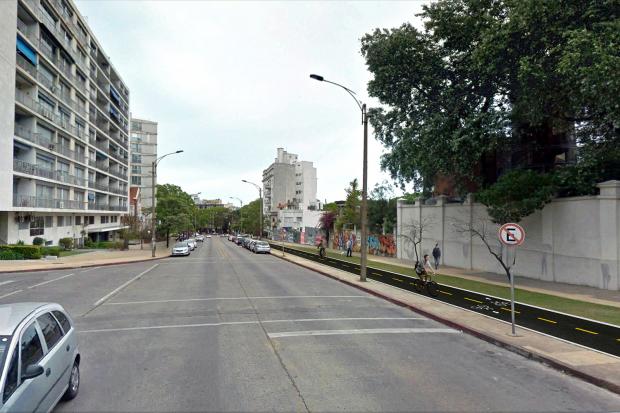 Proyecto de Ciclovía Av. Ponce