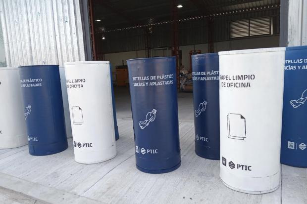 PTIC Cerro plan piloto de recolección de residuos
