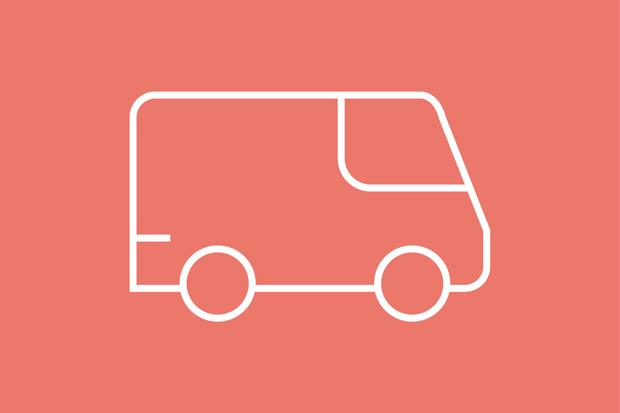 Transporte alimentos