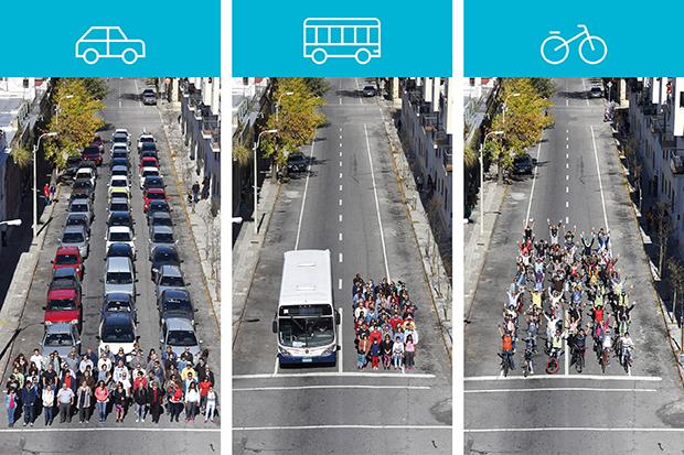 Foto pacto de movilidad Montevideo