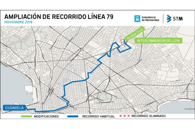 Linea 79