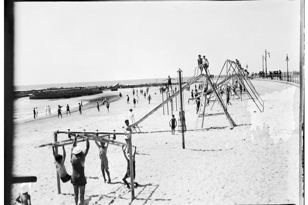 Actividades recreativas en playas