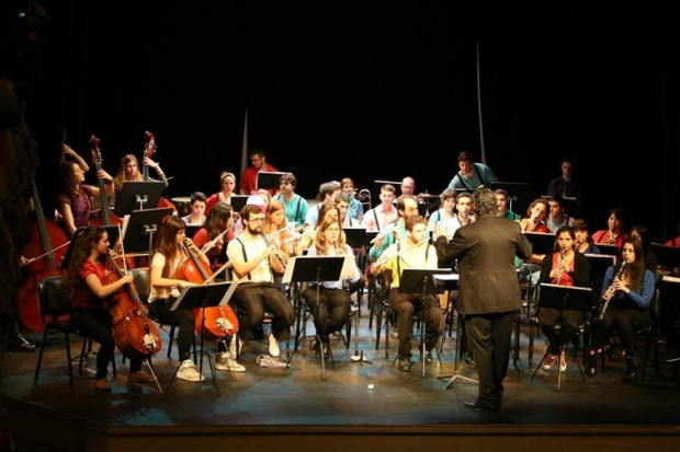 Concierto de la Escuela de Música Vicente Ascone