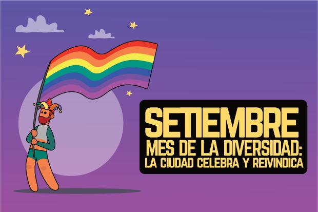 Setiembre, Mes de la Diversidad
