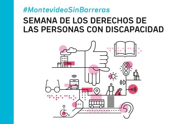 Gráfica Montevideo Sin Barreras 2017