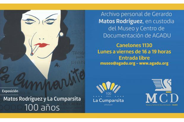 Matos Rodríguez y La Cumparsita: 100 años