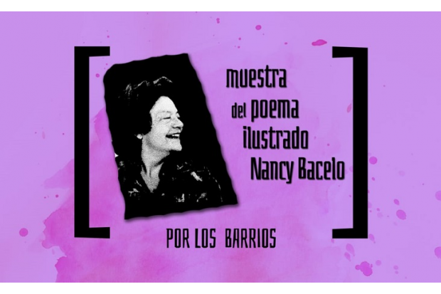 "Poema Ilustrado ""Nancy Bacelo"" - POR LOS BARRIOS"