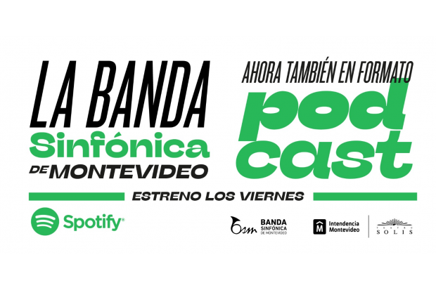 Podcast de la Banda Sinfónica de Montevideo