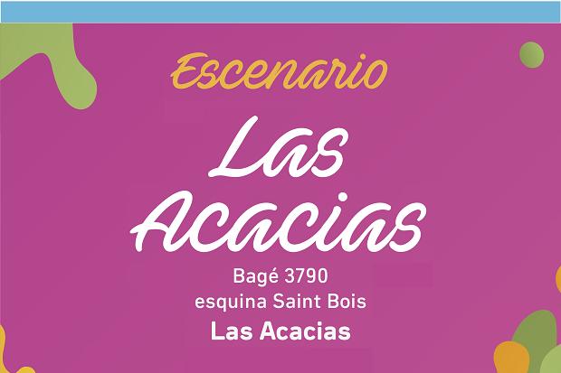 Escenario Popular Las Acacias