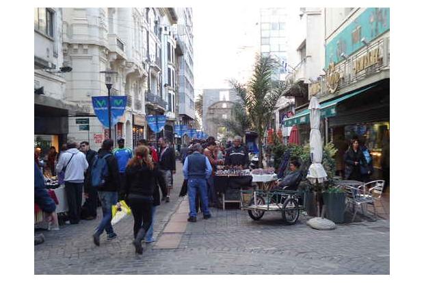 Montevideo rural e histórico