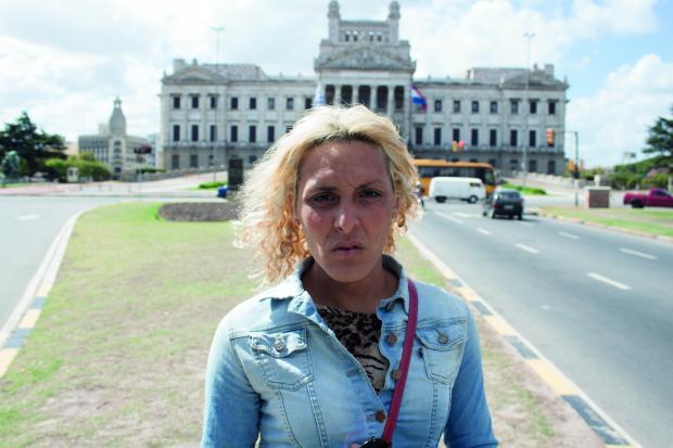 """Foto de la muestra """"""""Identidad habitada"""" de Delfina Martínez"""