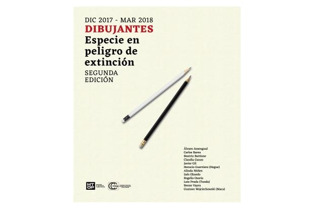 Dibujantes - Especie en peligro de extinción